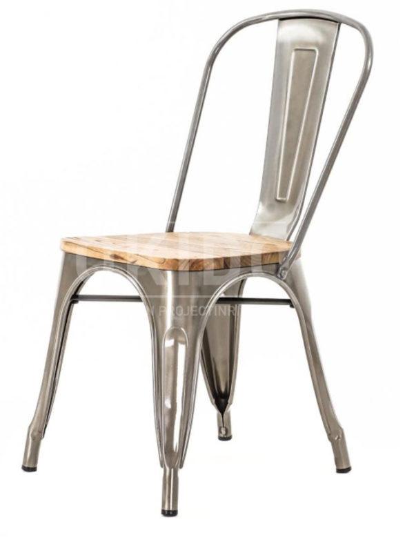 dex stoel hout