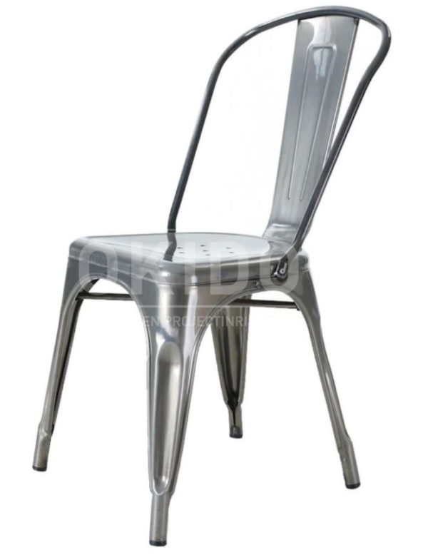 dex stoel metaal